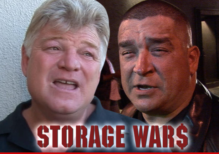 Storage Wars This Bid S Gonna Hurt Brawl Breaks Out At Auction