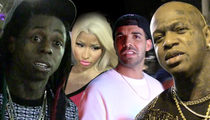 Lil Wayne -- Birdman's So Incompetent, We're About to Lose Nicki and Drake