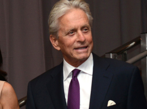Michael Douglas and Catherine Zeta-Jones Make Rare Public Appearance With Their…