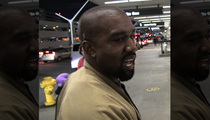 Kanye West -- I Listen to Me in the Car! (VIDEO)