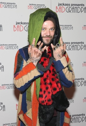 Bam Margera -- Through the Years