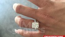 Orlando Scandrick & Draya Michele -- FLOSSIN' $400k Engagement Ring