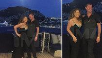 Mariah Carey -- I'm Getting Piped in On My Boyfriend's Yacht!!!