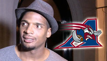 Michael Sam -- CFL Squad Will Welcome Him Back to the Team ... If He Wants