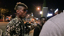 Soccer Superstar Paul Pogba -- Ugly Shirt ... Or Euro Flair?