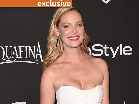 Katherine Heigl Reveals How Hubby Helped with New Fim Role, Opens Up on Life on…