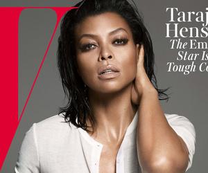 Taraji P. Henson Goes Braless in Super Sexy Spread for W Magazine