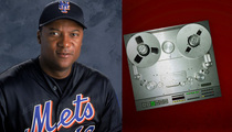 Ex-MLB Player Darryl Hamilton's Death -- Girlfriend's Ex Called 911 ... Sounds Like a Violent Situation
