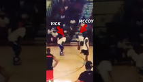LeSean McCoy -- SHAKES MIKE VICK ... With Killer Crossover