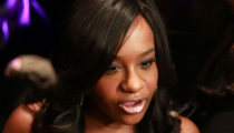 Bobbi Kristina -- Off Medications ... Family Letting Her Go