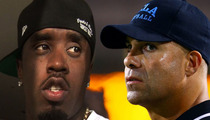 Diddy -- Coach Alosi Psychologically Damaged My Son