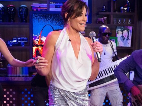 Countess Luann Performs 'Girl Code' -- And Her Daughter Sings Back Up!