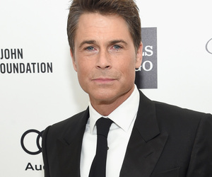 Rob Lowe Hits The Gym With His Equally Dreamy Son John -- See His Look Alike!