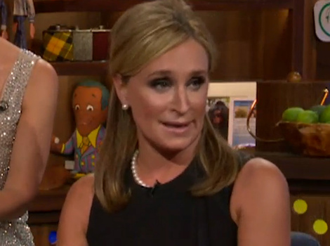 Is Sonja Morgan Hooking Up with Adrienne Maloof's Ex-Husband Paul Nassif?