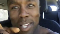 Andre Berto --  Mayweather's a Telephone Terrorist ... Stop Harassing Me!!!