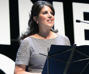 Monica Lewinsky Speaks at Cannes Lions, Receives Standing Ovation