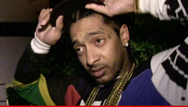 Nipsey Hussle -- Busted For Double Cupping in Burbank