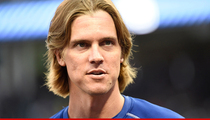 Dodgers Zack Greinke -- Ripped Teammates for Poop Habits ... Wash Your Damn Hands!