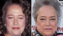 Kathy Bates: Good Genes or Good Docs?!