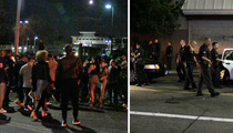 Meek Mill Party -- LAPD in Overdrive for BET Awards Weekend (VIDEO)