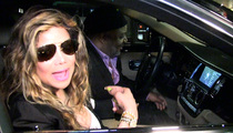 La Toya Jackson -- I Believe That's Michael Jackson in the Clouds!!! (VIDEO)