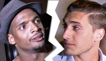 Michael Sam & Fiance Vito Cammisano -- All Signs Point to Breakup