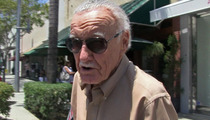 Stan Lee -- Not Feeling Too Fantastic ... Calls 911