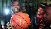 The Game -- I Dropped $400,000 On Lakers Floor Seats!