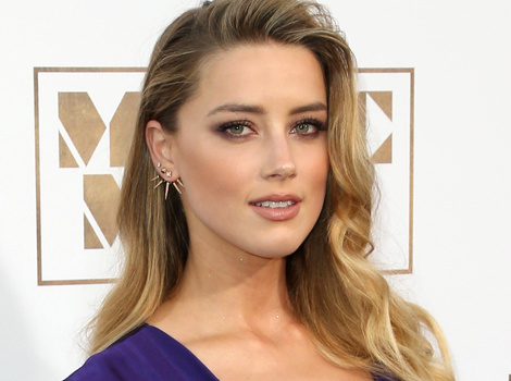 Amber Heard Doesn't Want to Be Defined By Her Bisexuality