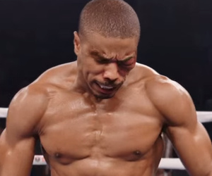 Michael B. Jordan Shows Off Buff Boxing Bod In First 'Creed' Trailer