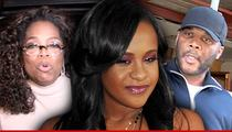 Bobbi Kristina -- Family, Not Oprah Took Heroic Steps to Save Her