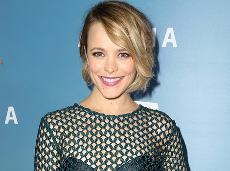 """""""True Detective"""" Costars Rachel McAdams and Taylor Kitsch Reportedly Dating"""