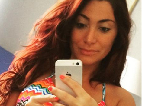 'Jersey Shore' Star Deena Nicole Cortese Embraces Curves In a Bikini, Calls…