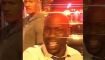 Kevin Hart & The Rock -- Smoke on Movie Set Sparks 'Beef' with Fire Chief (VIDEO)