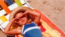 Guess Who This Sunbathing Beauty Turned Into!