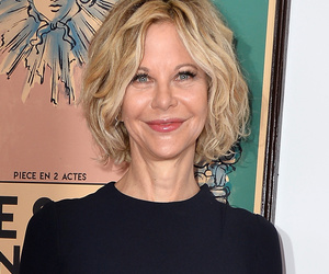Meg Ryan Makes Extremely Rare Red Carpet Appearance -- See Her Go Glam In Paris!