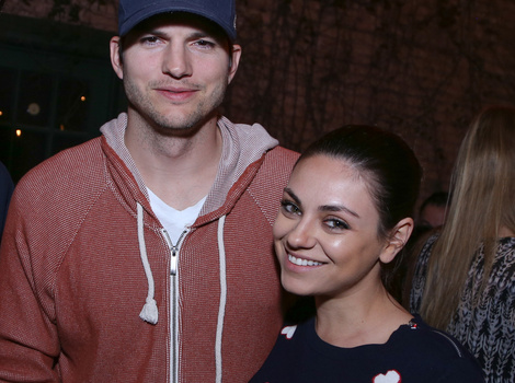 It's Official! Ashton Kutcher and Mila Kunis Are Married