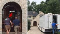 Jared Fogle from Subway -- FBI Raid Home in Child Porn Investigation (UPDATE)