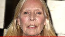 Joni Mitchell -- Condition Improving ... Full Recovery Expected