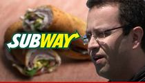 Jared Fogle and Subway -- Suspending Relationship During Child Porn Investigation