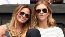Chrissy Teigen Presents: A Super Model Survival Guide To Wimbledon