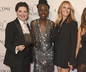 Julia, Penelope, Lupita and More Bring the Star Power to Lancome Paris Party