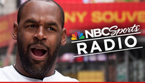 Donovan McNabb -- Benches Himself from NBC Radio Gig ... 'Personal Issues'