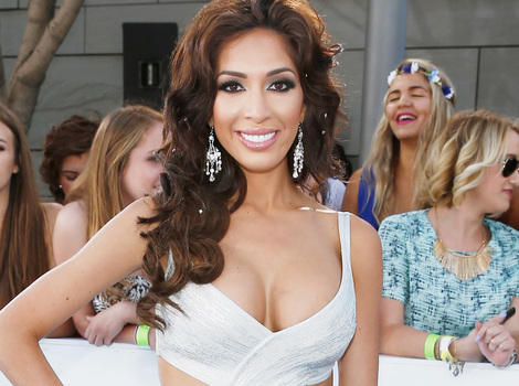 Farrah Abraham Wants Her Lips Fixed, Doctor Calls Her 'Scary' During Consultation