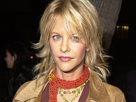 Meg Ryan Makes Rare Public Appearance at Paris Fashion Week
