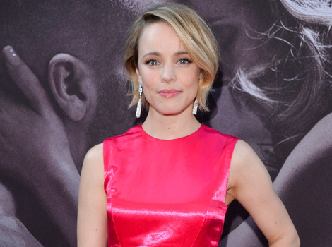 "Rachel McAdams Stuns At ""Southpaw"" Toronto Premiere With Jake Gyllenhaal"