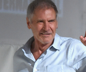 Harrison Ford Surprises Comic-Con -- Plus, See Princess Leia's New Look!