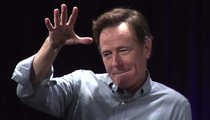 Bryan Cranston -- DESTROYS Fan With Mom Joke At Comic-Con