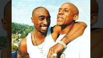 Outlawz Rapper Hussein Fatal -- Dies In Car Crash ... Rapped with 2Pac on 'Hit 'Em Up'