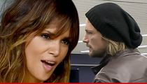 Halle Berry, Gabriel Aubry -- Duking it Out in Child Support Trial